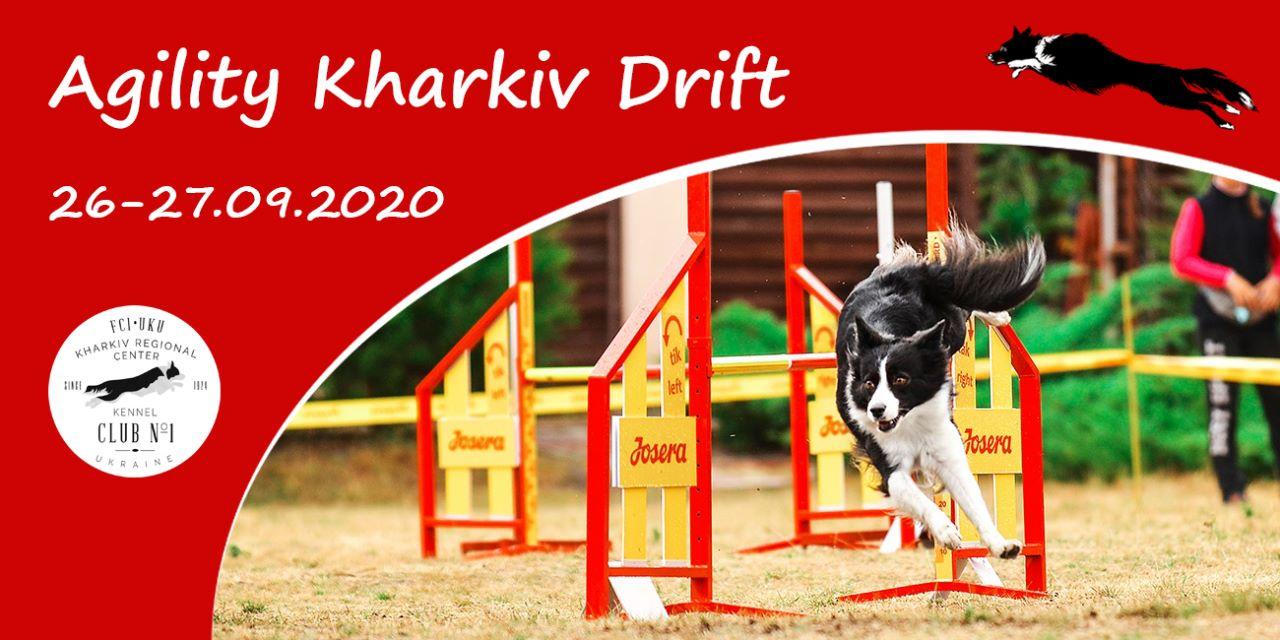Agility Kharkiv Drift 2020
